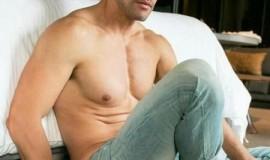 性感迷人的欧美年轻肌肉型男