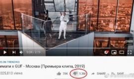 俄罗斯:差评太多创纪录,带有恐同歌词的MV被歌手主动删除