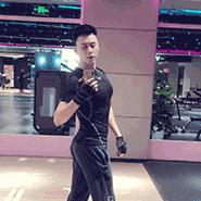 北京技师 – 健身张柯