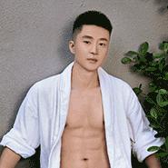 北京spa技师-阳光男孩