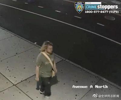 纽约:恐同涂鸦事件惊动州长,警方悬赏捉拿嫌犯 同志新闻 第3张