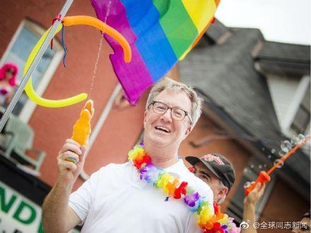 加拿大首都的市长登报出柜,总理称赞 同志新闻 第2张