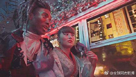 资生堂广告片获国际大奖:她爱的不是他,而是她