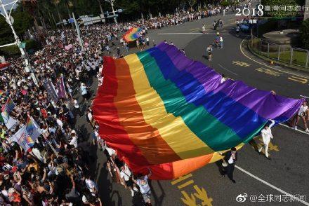 泰国和台湾,哪一个先通过同性伴侣法案? 同志新闻 第3张