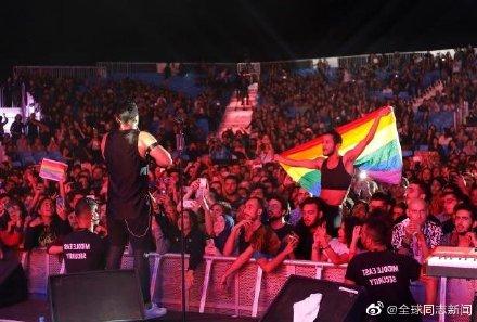 阿拉伯也有彩虹:黎巴嫩的LGBT友好乐队Mashrou' Leila受到关注 同志新闻 第2张