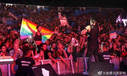 阿拉伯也有彩虹:黎巴嫩的LGBT友好乐队Mashrou' Leila受到关注 同志新闻 第3张