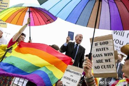 英国:面对恐同人士,他他和她她用这样的方式反击 同志新闻 第4张