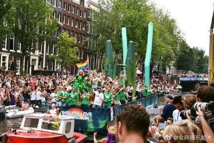 爱尔兰的总理参加北爱尔兰的LGBT骄傲游-行 同志新闻 第9张