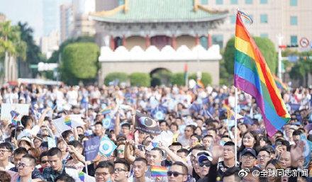结果:台湾同性恋平权议题公投,反同案通过,平权案没通过 同志新闻 第3张