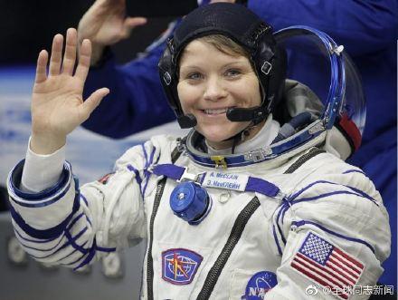 在国际空间站住了半年的美国女宇航员有同性配偶 同志新闻 第3张