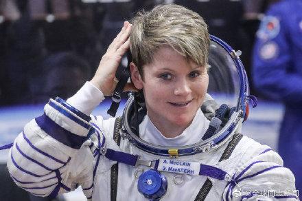 在国际空间站住了半年的美国女宇航员有同性配偶