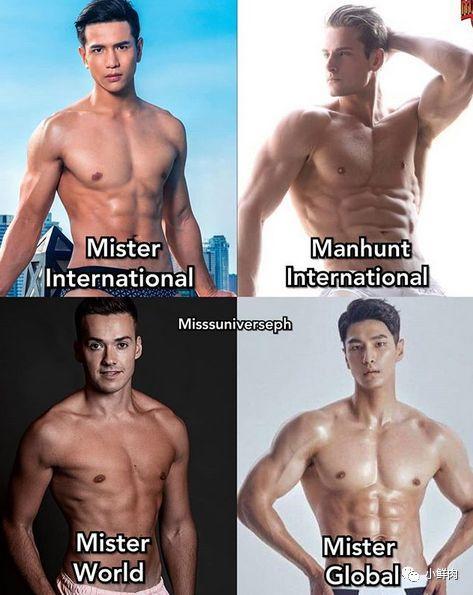 这场硬照漫天的身材与颜值较量,韩国选手拿第一没得说!
