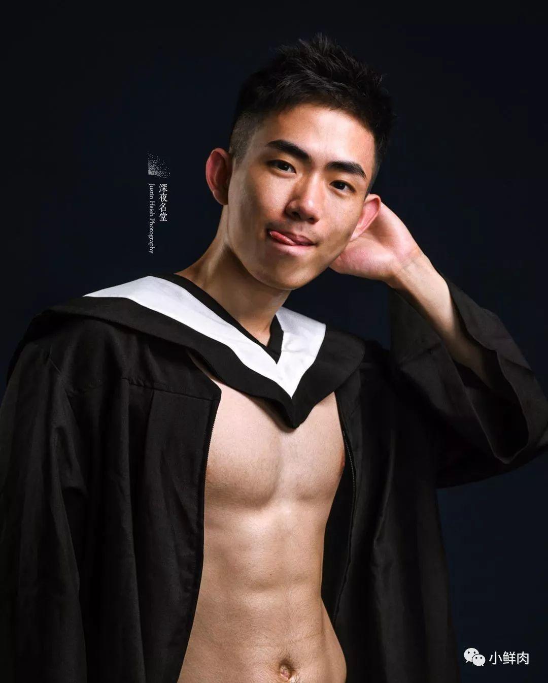 奶凶奶凶小鲜肉毕业硬照一览!