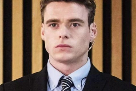 麦登登Richard Madden 最近登了好多杂志,我可以!