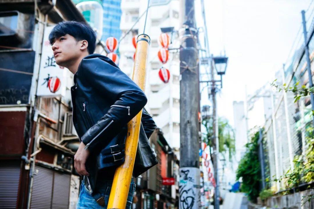盐系日本模特大須賀崇,他会成为下一个亚洲Top Model吗?