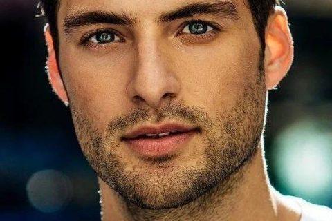 美国模特Sean Altemose,这个眼珠子我可以!