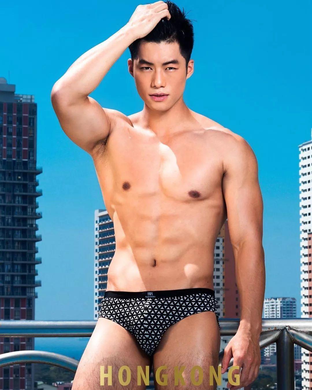 结果出来啦!香港先生得第三,第一名居然是他?!