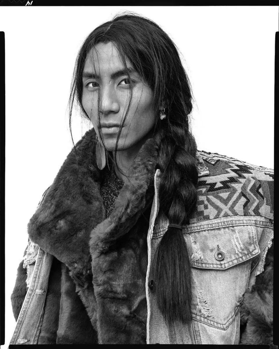 香港男孩Wilfred Wong,身材最好却不走寻常路的国模