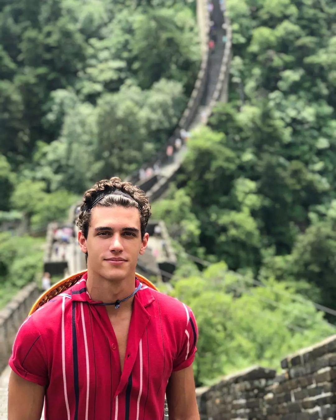 美颜天使Xavier Serrano在北京!帝都姐妹快去偶遇!