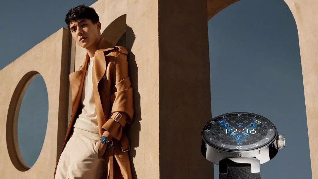 刘昊然为Louis Vuitton拍了大片,Man爆!