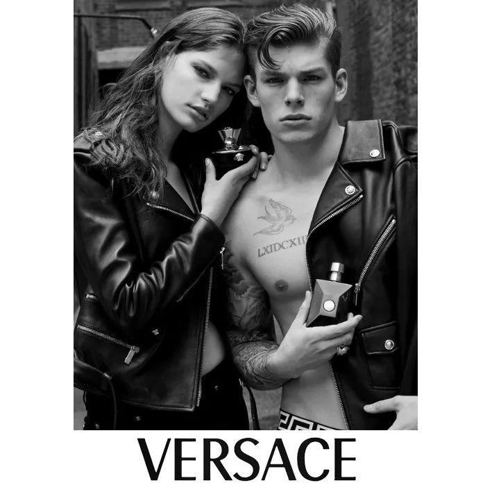 新的Versace男孩,我愿意为他做任何事!