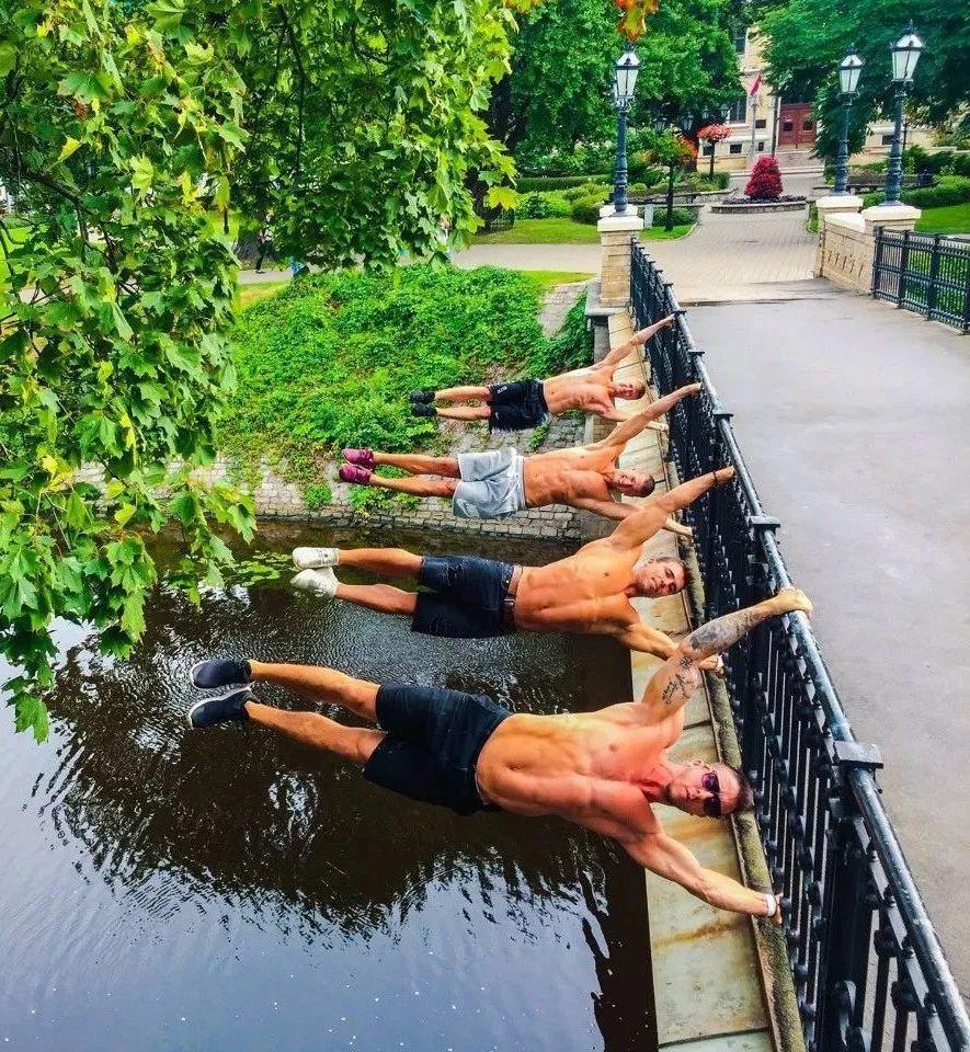 春晚体院五肌肉小哥冲澡火了!除了他们好肉体还有这么多看点?