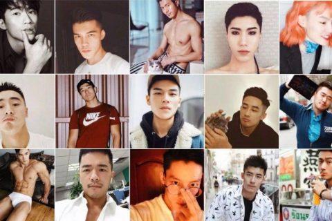 2019年名媛网红帅哥权威排行榜