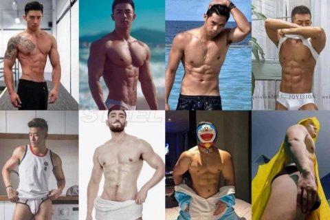 2019年火了的筋肉素人帅哥Top10