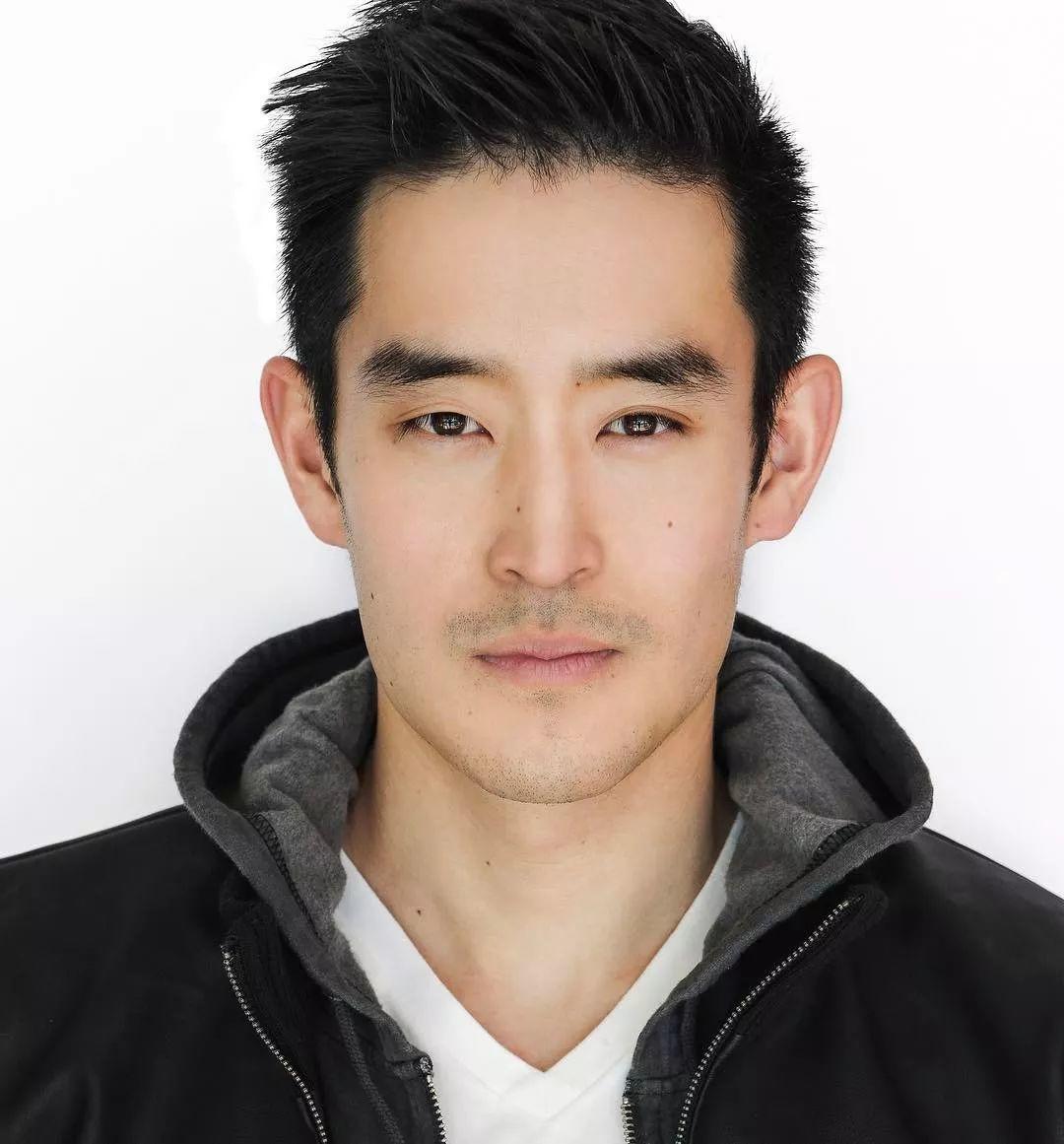 好莱坞亚裔男演员Mike Moh,不错的亚洲菜!