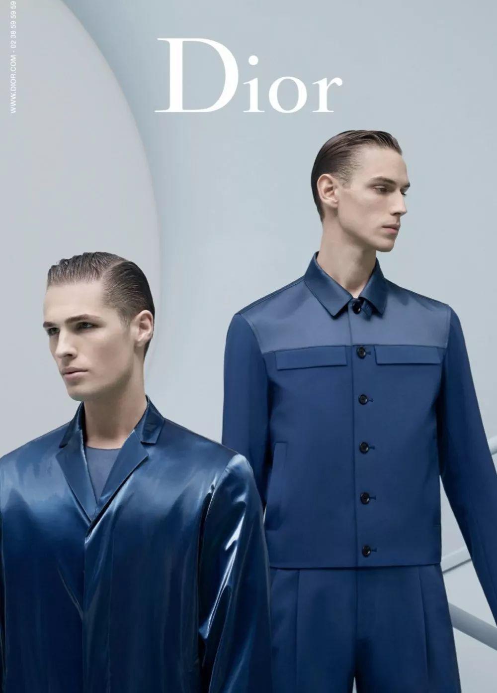 韩东君成为Dior香氛世家大使,迷惘许久的New Dior总算是醒了!
