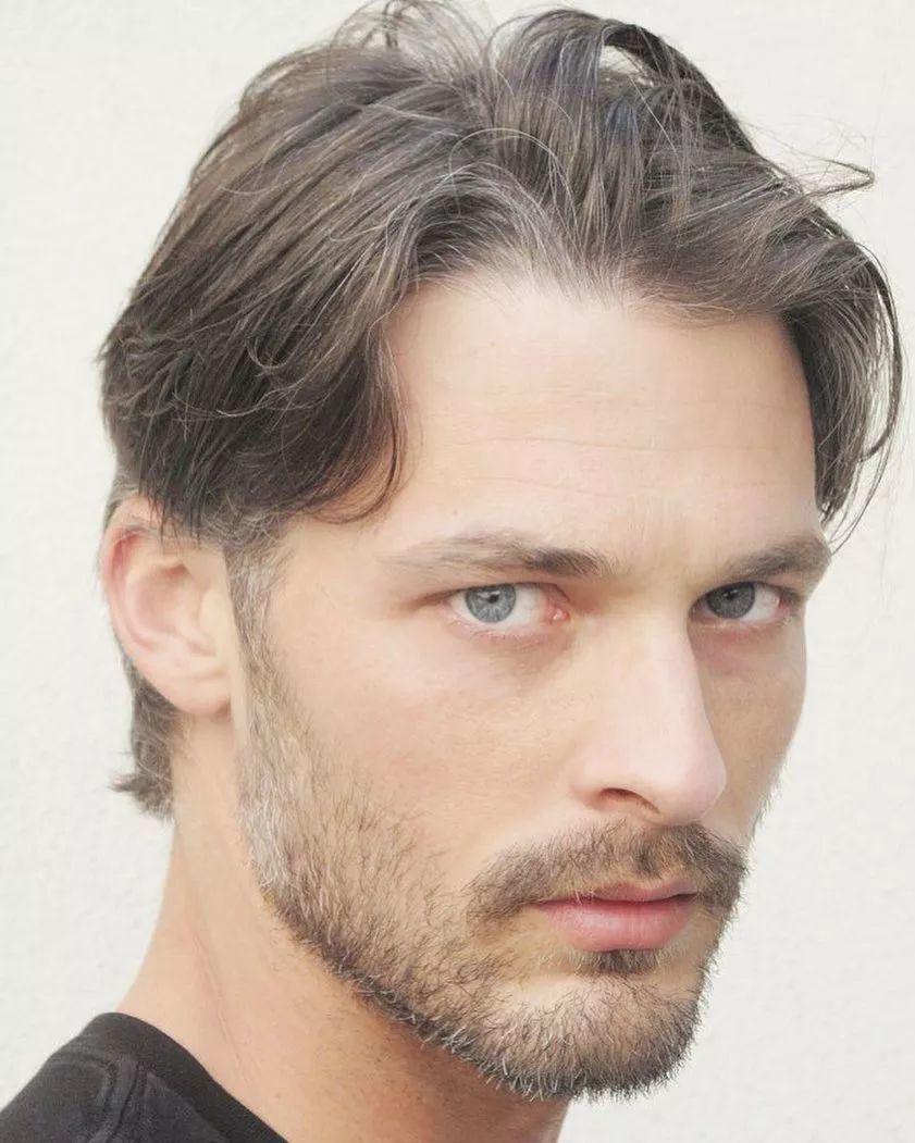 岁月爬上了他的脸庞,也锋利了他的眼眸 | Ben Hill