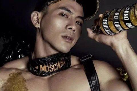 Moschino首次请亚洲男模拍摄大片,竟然选择了越南名媛!