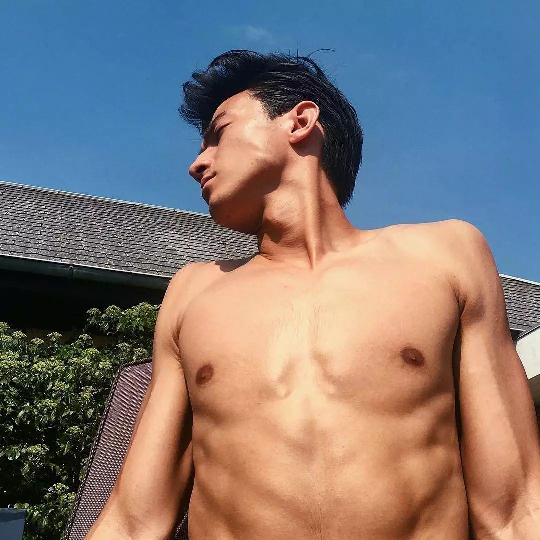 被香奈儿选上的亚洲男模,我的理想型!
