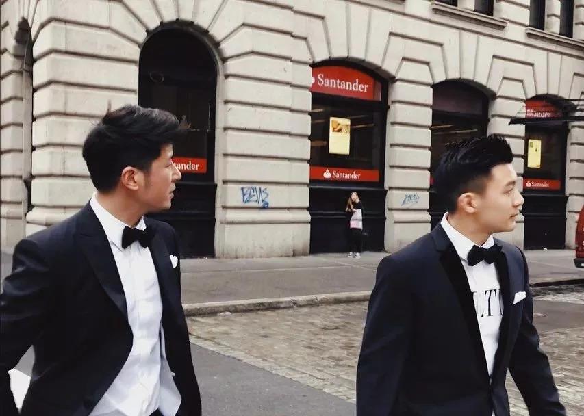 有一对Gay圈名媛在纽约登记结婚了!