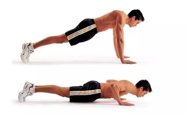 男人最爱的四个健身动作,让你XX更持久!