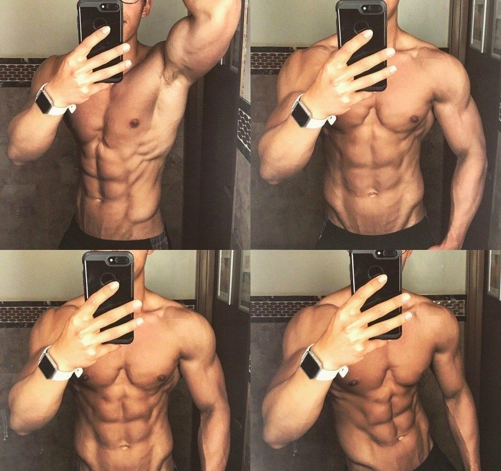不去健身房,如何在家练出六块腹肌?