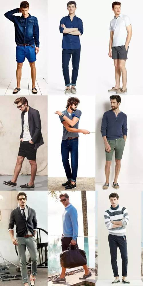 这个夏季男人必须有的五款鞋