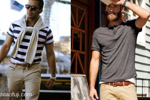 牛仔裤穿腻了吗?型男最爱「卡其裤」几种穿搭风情,好搭、好穿又好看!
