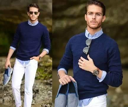 想成为型男?除了会穿搭,还要手表、墨镜不离身!