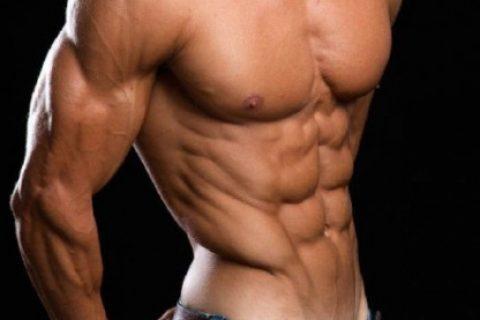 7个GIF练腹肌动作示范教学