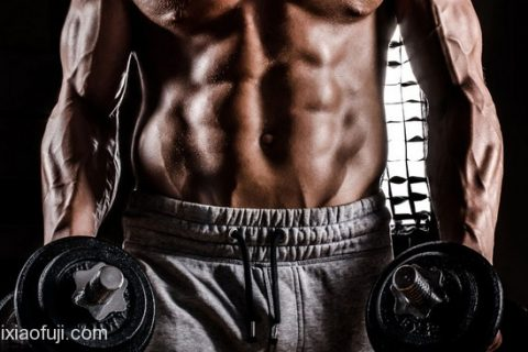 怎么用哑铃锻炼全身各部位肌肉?图解!