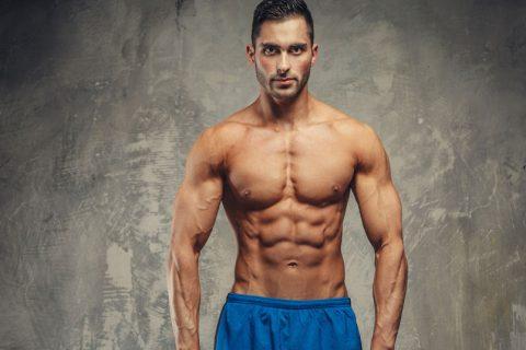 跟健身房说再见!最全腹肌练习动态图,型男必备!