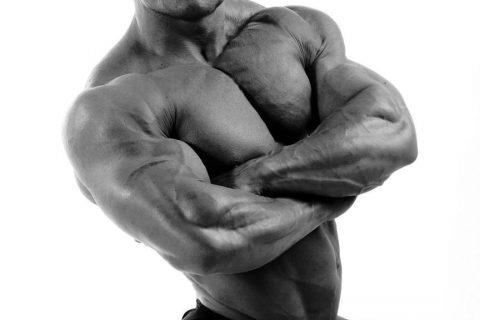 你离变成肌肉猛男只差8个动作!