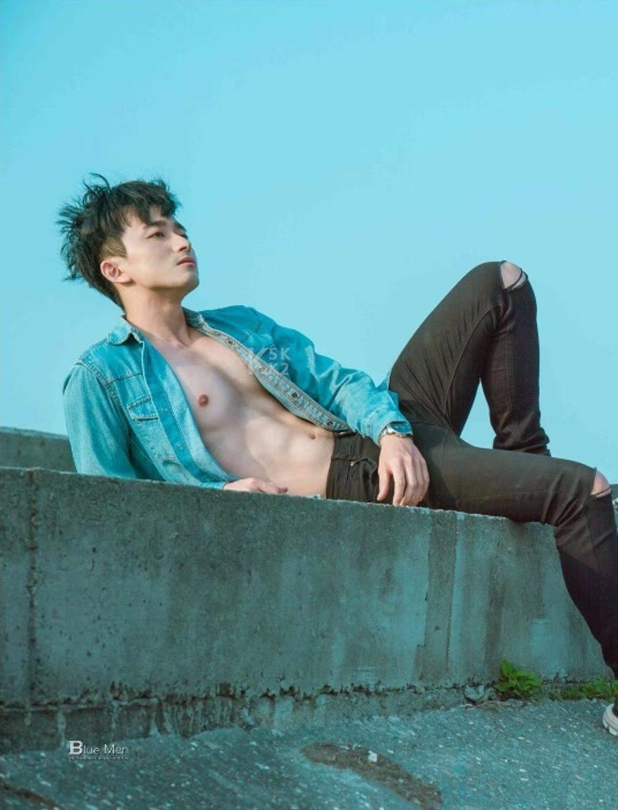 【写真】《Virile》第9期 (SEXY)性感志韩系男神-俊熙