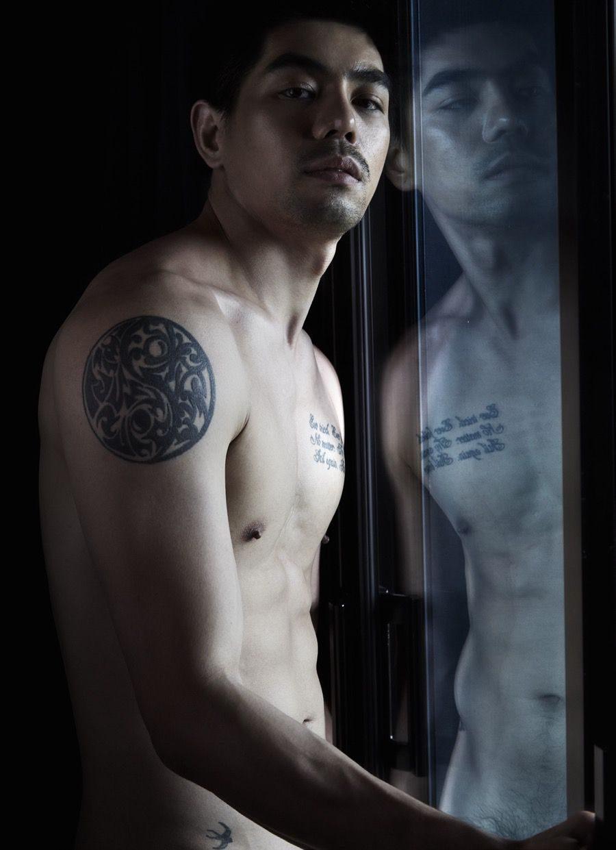 【写真】《AMaN》第3期 腹肌时尚型男
