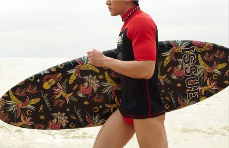 【写真】《AWESOME》  第3期 海上冲浪!