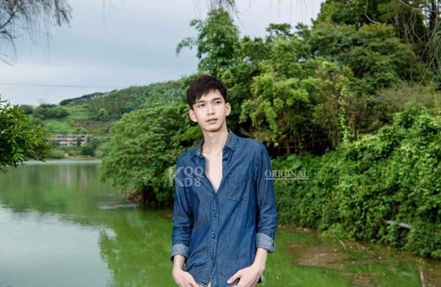 【写真】《台湾写真》 第5期 邻家大男孩-River