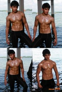 【写真】《stylemen》 第16期 新加坡男神写真作品集
