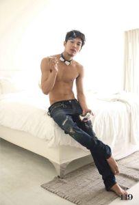 【写真】《MAN》 第2期 曼谷巧克力王子
