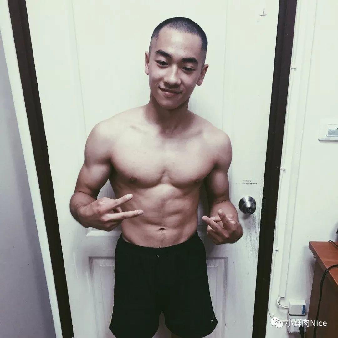 体操队的大肌小鲜肉,少年感十足!